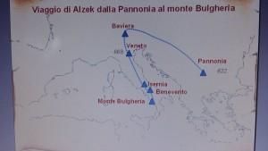 viaggio bulgari italia